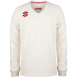 textil Barn Sweatshirts Gray-Nicolls GN29J Elfenben