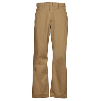 textil Herr Chinos / Carrot jeans Vans AUTHENTIC CHINO Brun