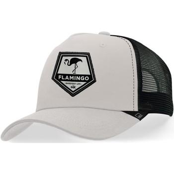Accessoarer Keps Hanukeii Flamingo Grå