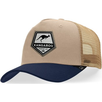 Accessoarer Keps Hanukeii Kangaroo Brun