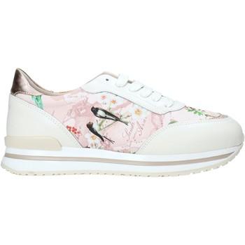Skor Dam Sneakers Alviero Martini 9851 622A Vit