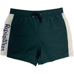 textil Herr Badbyxor och badkläder Refrigiwear 808491 Grön