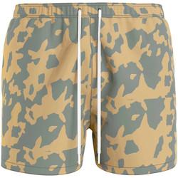 textil Herr Badbyxor och badkläder Calvin Klein Jeans KM0KM00614 Grön