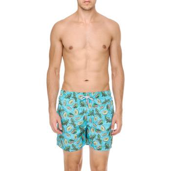 textil Herr Badbyxor och badkläder F * * K  Grön