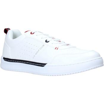 Skor Herr Sneakers U.s. Golf S21-S00US330 Vit