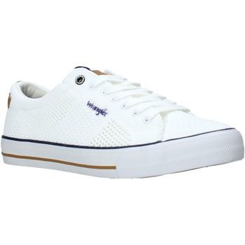 Skor Herr Sneakers Wrangler WM11130A Vit