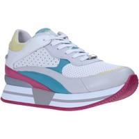 Skor Dam Sneakers Apepazza S0RSD02/LEA Vit