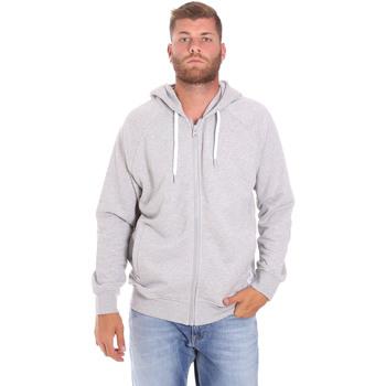 textil Herr Sweatshirts Sundek M838JHF4900 Grå