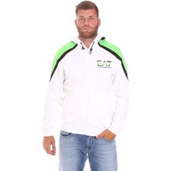 textil Herr Sweatshirts Ea7 Emporio Armani 3KPME7 PJ3MZ Vit