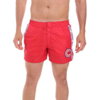 textil Herr Badbyxor och badkläder Colmar 7266 5ST Röd
