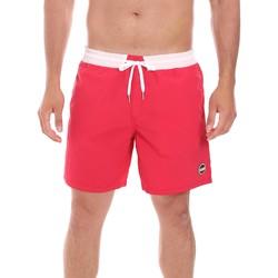 textil Herr Badbyxor och badkläder Colmar 7257 5SE Röd