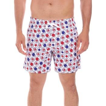 textil Herr Badbyxor och badkläder Colmar 7248 3TH Vit