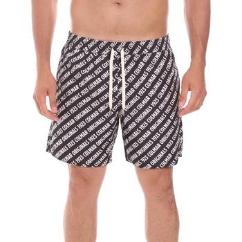 textil Herr Badbyxor och badkläder Colmar 7248 5SI Svart