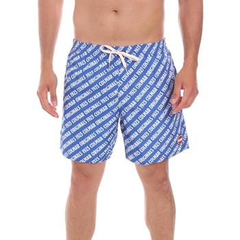 textil Herr Badbyxor och badkläder Colmar 7248 5SI Blå