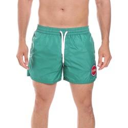 textil Herr Badbyxor och badkläder Colmar 7267 5ST Grön