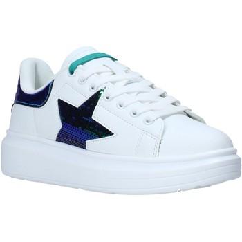 Skor Dam Sneakers Shop Art SA050110 Vit