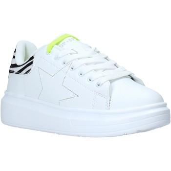 Skor Barn Sneakers Shop Art SA050308 Vit