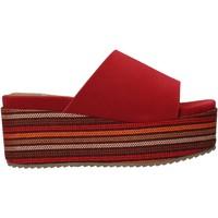 Skor Dam Tofflor Onyx S20-SOX751 Röd