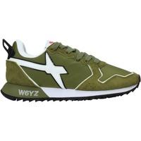 Skor Dam Sneakers W6yz 2013563 01 Grön