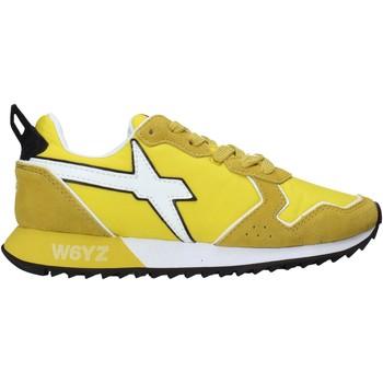 Skor Dam Sneakers W6yz 2013563 01 Gul