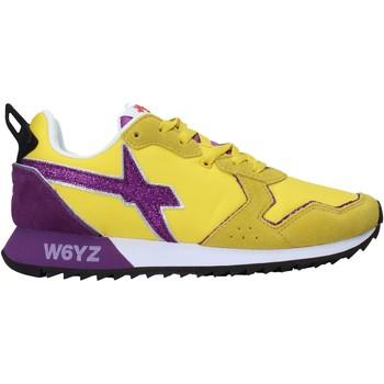 Skor Herr Sneakers W6yz 2014032 03 Gul