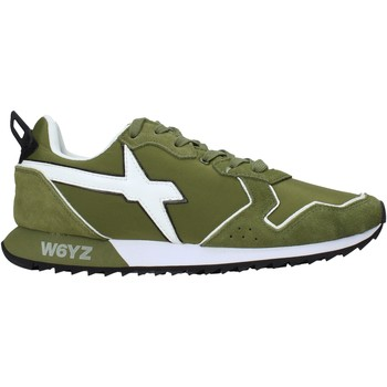 Skor Herr Sneakers W6yz 2013560 01 Grön