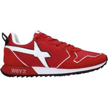 Skor Herr Sneakers W6yz 2013560 01 Röd