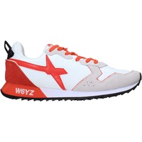 Skor Herr Sneakers W6yz 2013560 01 Vit