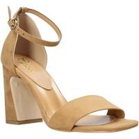Skor Dam Sandaler Grace Shoes 2384001 Brun