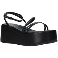 Skor Dam Sandaler Grace Shoes 136006 Svart