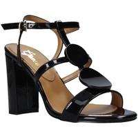 Skor Dam Sandaler Grace Shoes 934G002 Svart