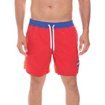 textil Herr Badbyxor och badkläder Colmar 7269 1QF Röd
