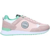 Skor Dam Sneakers Colmar TRAVIS C Rosa