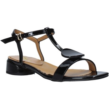 Skor Dam Sandaler Grace Shoes 971002 Svart