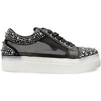 Skor Dam Sneakers Cult CLE104268 Svart