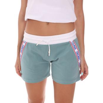 textil Dam Shorts / Bermudas Colmar 9005 6TJ Grön