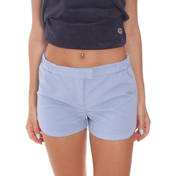 textil Dam Shorts / Bermudas Colmar 0918T 5TQ Blå