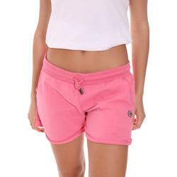 textil Dam Shorts / Bermudas Colmar 9082T 6TP Rosa