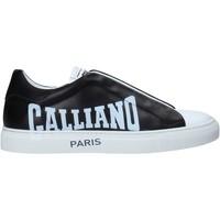 Skor Herr Sneakers John Galliano 11007/CP B Svart