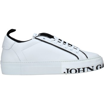 Skor Herr Sneakers John Galliano 11012/CP C Vit
