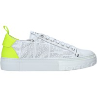 Skor Herr Sneakers John Galliano 11016/CP A Vit