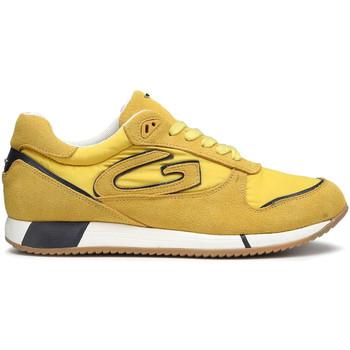 Skor Herr Sneakers Alberto Guardiani AGM003513 Gul