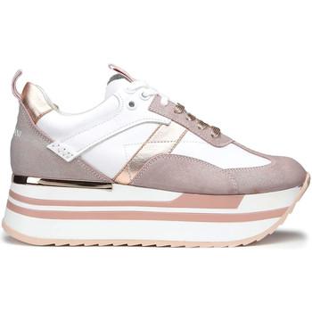 Skor Dam Sneakers Alberto Guardiani AGW004302 Vit