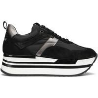 Skor Dam Sneakers Alberto Guardiani AGW004303 Svart