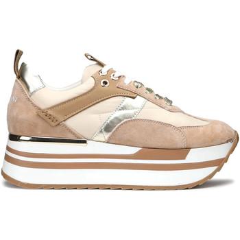 Skor Dam Sneakers Alberto Guardiani AGW004304 Beige