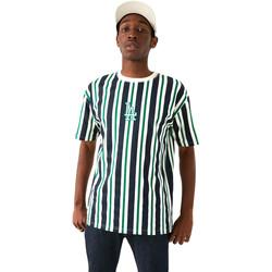 textil Herr T-shirts New-Era 12720146 Blå