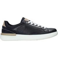 Skor Herr Sneakers Wrangler WM01181A Svart