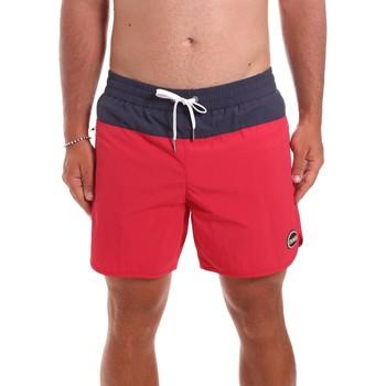 textil Herr Badbyxor och badkläder Colmar 7258 5SE Röd