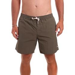 textil Herr Badbyxor och badkläder Colmar 7248 5SE Grön