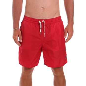 textil Herr Badbyxor och badkläder Colmar 7248 8PC Röd